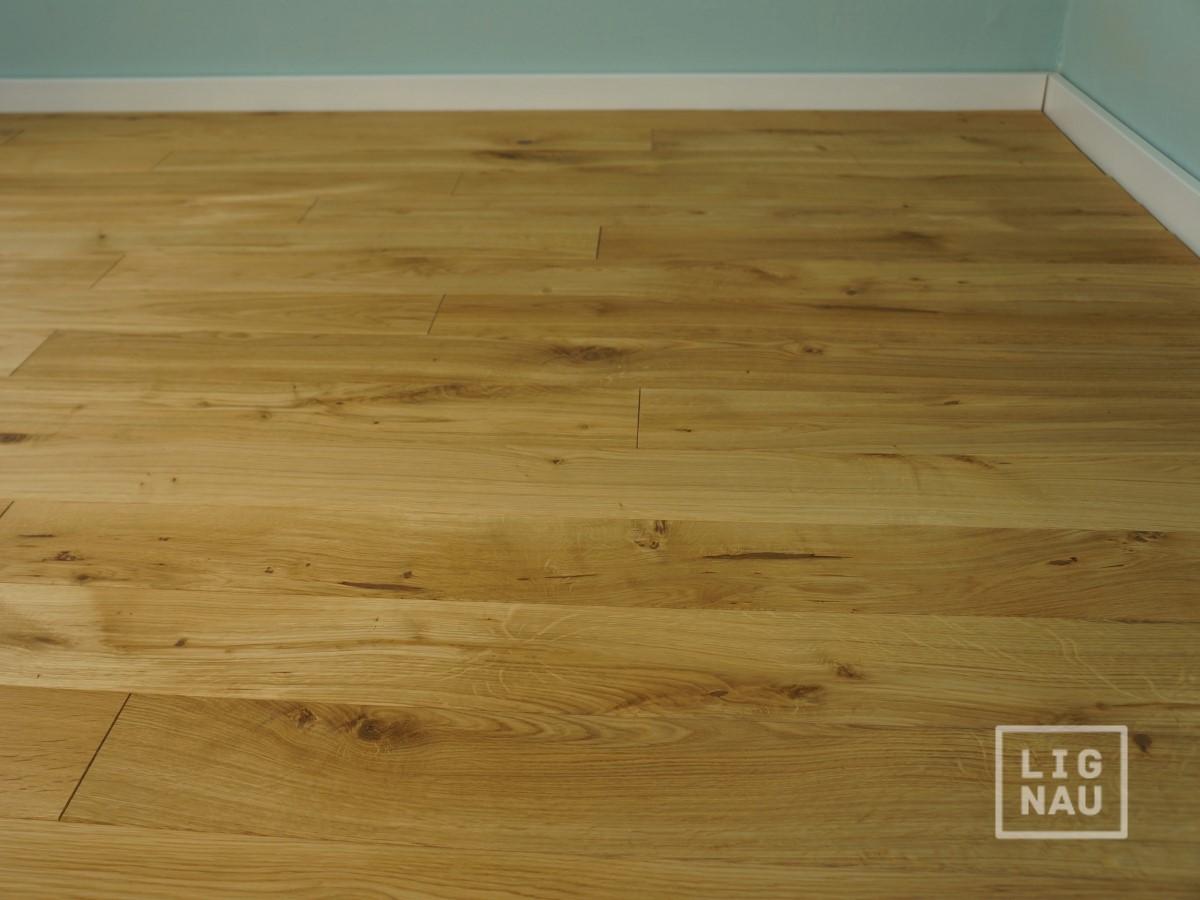 schlossdielen eiche lhd fertigparkett 2 schicht diele eiche 16x240mm natur ge lt ebay. Black Bedroom Furniture Sets. Home Design Ideas