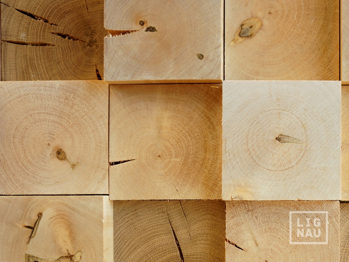 Birch Wood Wall Paneling : Wall cladding wood paneling end grain d vintage planed