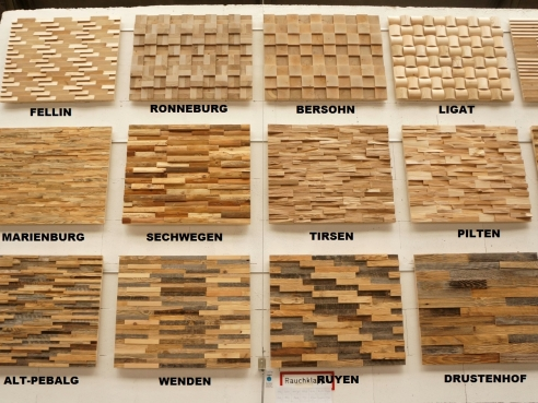 Lignau - Altholz Wandpaneele Holz Wandpaneele 3D Wandverkleidung ...