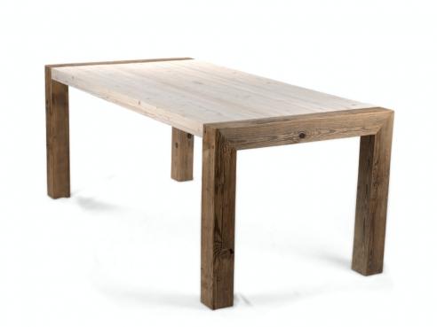 lignau esstisch k chentisch aus altholz. Black Bedroom Furniture Sets. Home Design Ideas