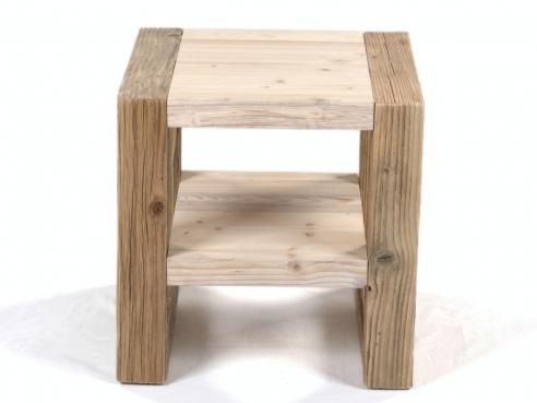 lignau couchtisch kaffeetisch aus altholz klein plus. Black Bedroom Furniture Sets. Home Design Ideas