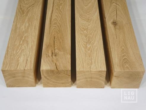 lignau eichen balken eichen kantholz kammergetrocknet. Black Bedroom Furniture Sets. Home Design Ideas
