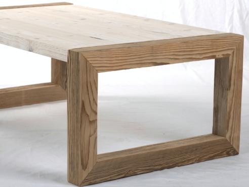 lignau couchtisch kaffeetisch aus altholz gro. Black Bedroom Furniture Sets. Home Design Ideas