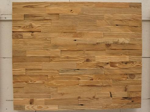 Wandverkleidung altholz - 3d wandpaneele holz ...