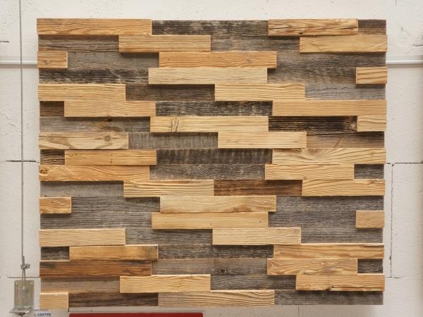 lignau altholz wandpaneele holz wandpaneele 3d wandverkleidung wand dekor verblender spaltholz. Black Bedroom Furniture Sets. Home Design Ideas