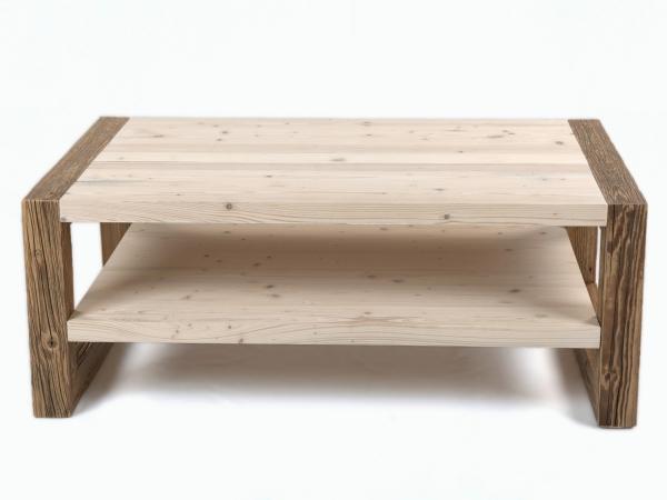 lignau couchtisch kaffeetisch aus altholz gro plus. Black Bedroom Furniture Sets. Home Design Ideas