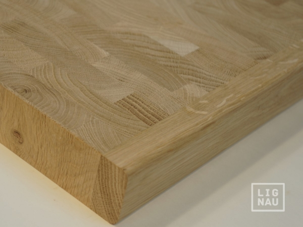 Treppenstufen Holz Unbehandelt ~ Lignau  Treppenstufen, Trittstufen, Renovierungsstufen, Fensterbänke