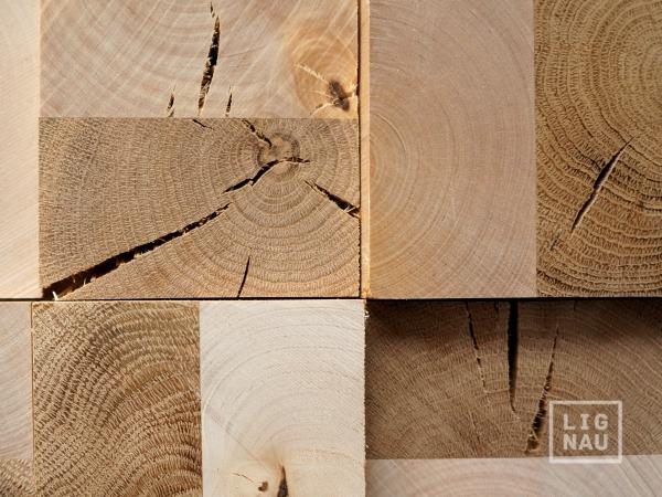 Treppenstufen Holz Unbehandelt ~ Lignau  Altholz Wandpaneele Holz Wandpaneele 3D Wandverkleidung Wand
