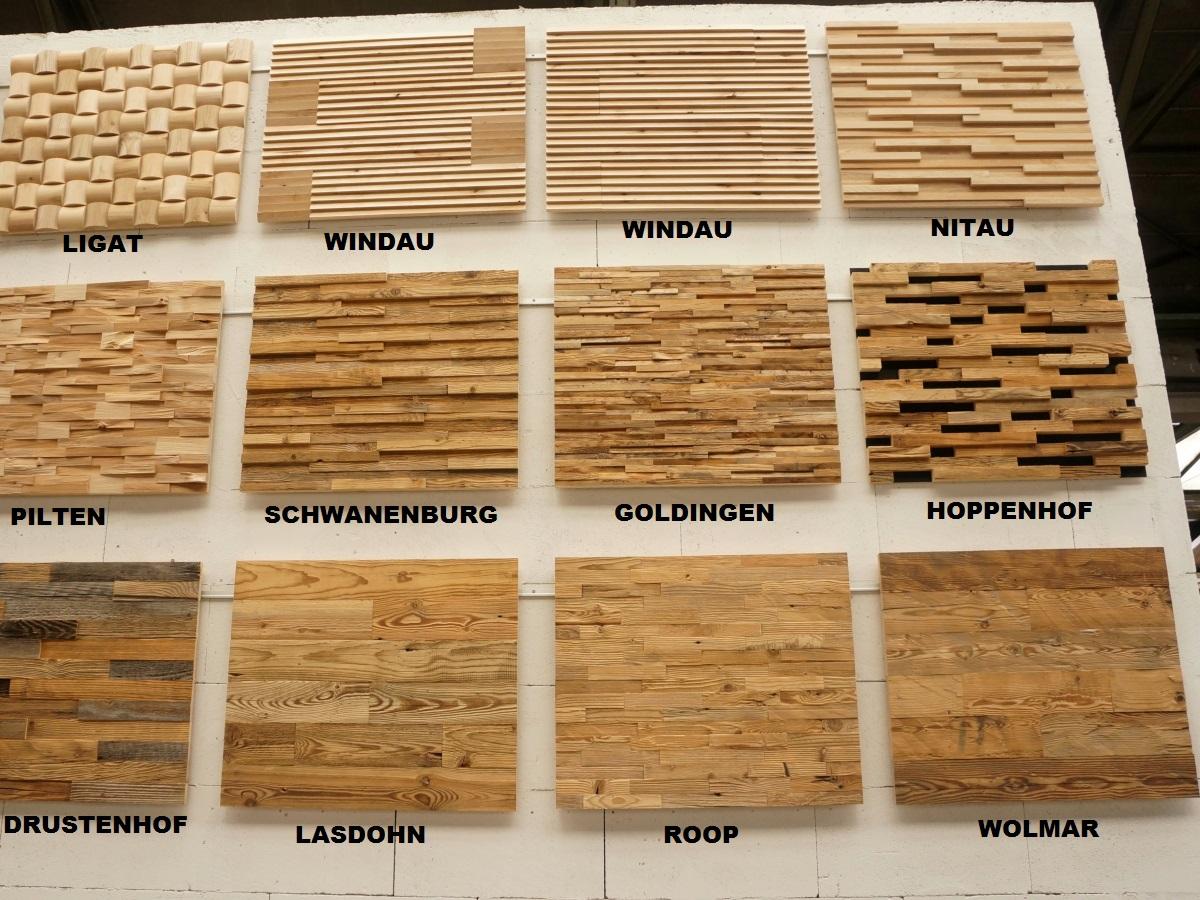 wandverkleidung wandpaneele typ goldingen altholz antikholz handgehackt naturbelassene baumkante